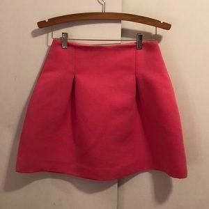 Pink Kate Spade skirt